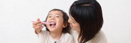 間違った歯磨きの方法