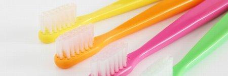 正しい歯磨きの方法